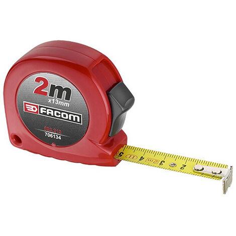 FACOM - Mètres à ruban boîtier ABS - 893B.213PB