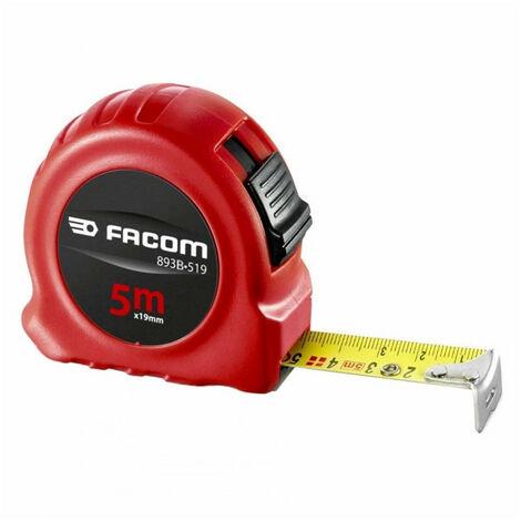 FACOM - Mètres à ruban boîtier ABS - 893B.519PB