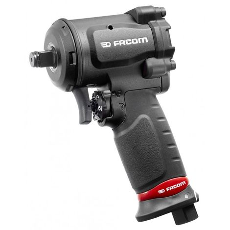 """Facom NS.1600F 1/2"""" Drive 861Nm Micro Composite Air Pneumatic Impact Wrench"""
