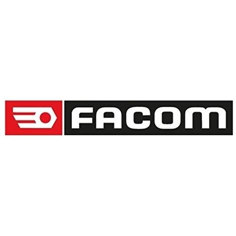 FACOM R.161-2P6 Coffret Cliquet Plus Douilles 6 Pans Set de 15 Pi/èces Multicolore 1//4