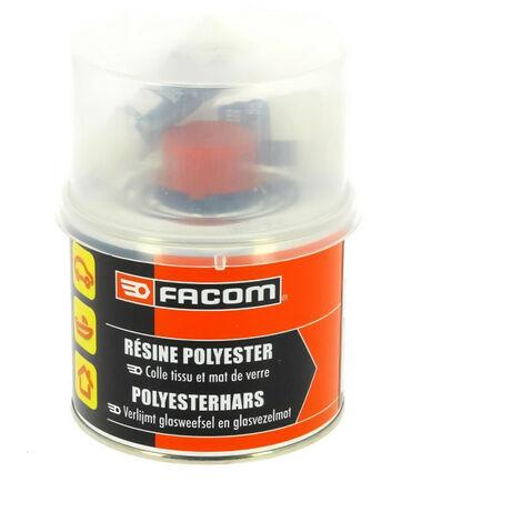 FACOM Résine polyester - Collage - Avec durciceur - 500 g