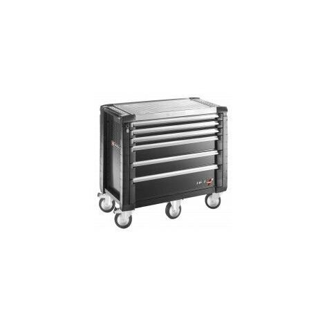 Facom Servante JET+ 6 tiroirs - 5 modules par tiroir - JET.6GM5