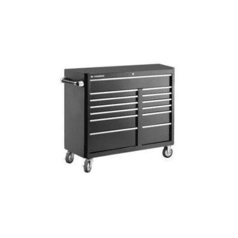 Facom Servante US - 13 tiroirs, noire - FAS.13BK