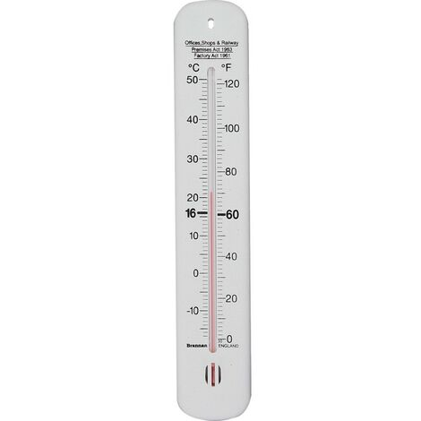 Factory Act Thermometers
