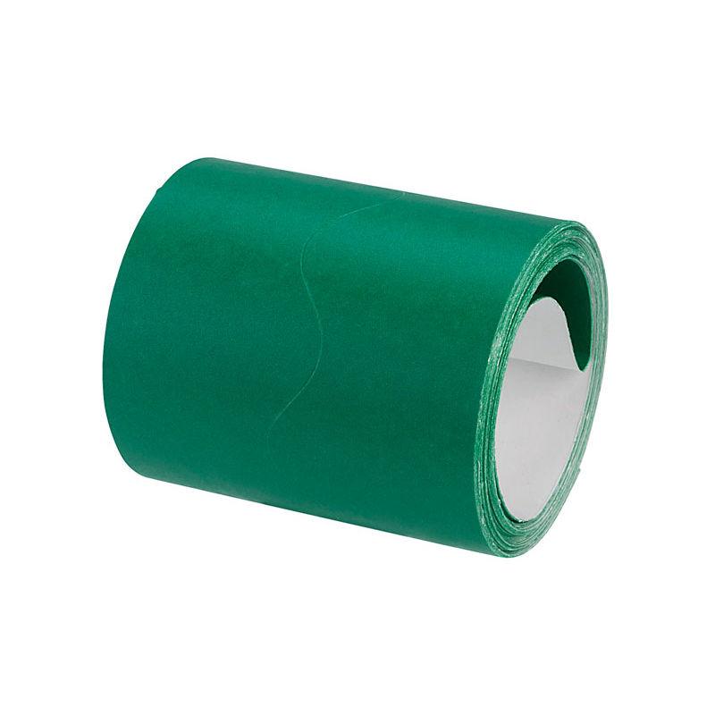 Image of 7714-0 Card Border Emerald Green - Fadeless
