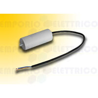 fadini 16 µF capacitor with electric cable 216l