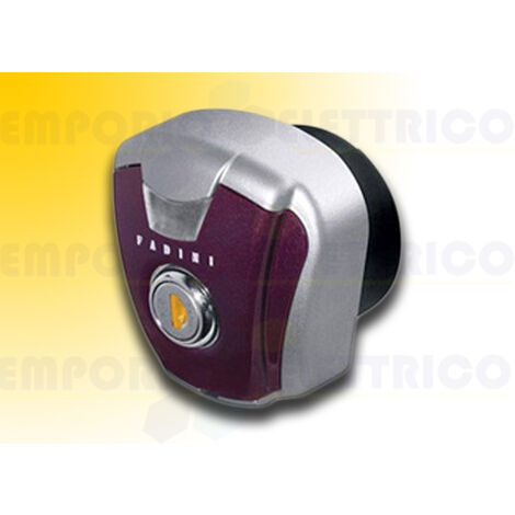 fadini keyswitch with recessed version chis 37 371l