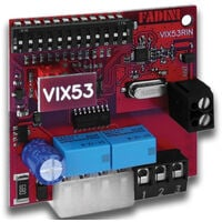 fadini radio receptor 868,19 MHz vix 53/2 r 5311l