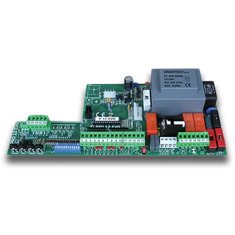 fadini tarjeta programador elpro 12 evo 230v 7063l