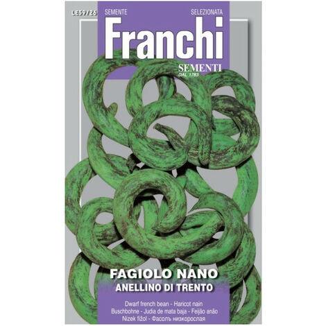 """main image of """"Fagiolo rampicante Anellino di Trento (Semente)"""""""