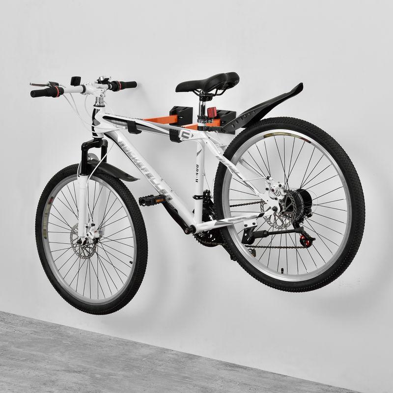 Fahrrad Wandhalterung Wandhalter Wandmontage Decken Wand Haken Träger