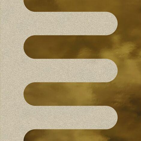 Faïence murale beige et dorée GOLBERBEIGEOR20X20- Unité