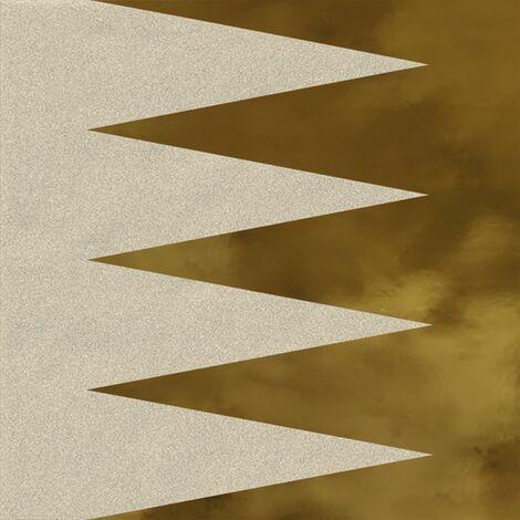 Faïence murale beige et dorée GOURGOURAN BEIGE OR20X20- Unité