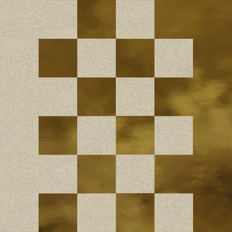 Faïence murale beige et dorée SEDILLOT BEIGE OR20X20- Unité