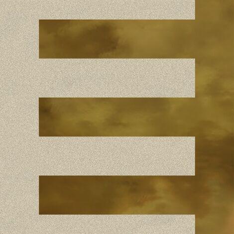 Faïence murale beige et dorée TAILLADE BEIGE OR20X20- Unité