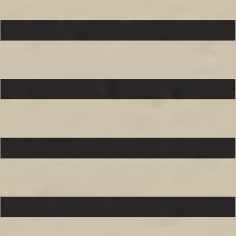 Faïence murale beige et noire FIADONE BEIGE 20X20- 1 m²