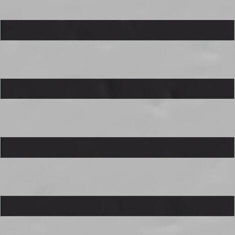 Faïence murale grise et noire FIADONE GRIS 20X20- 1 m²