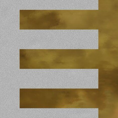 Faïence murale noir et dorée TAILLADE HUMO OR20X20- Unité