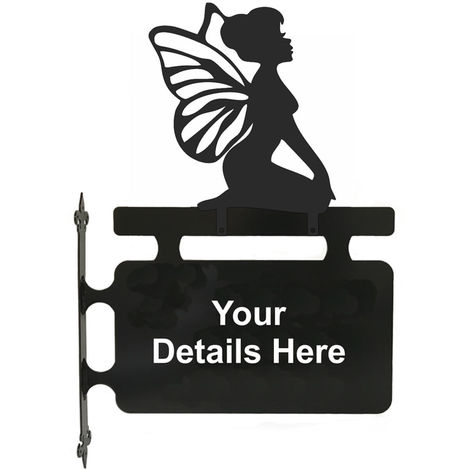 Fairy Hanging Sign