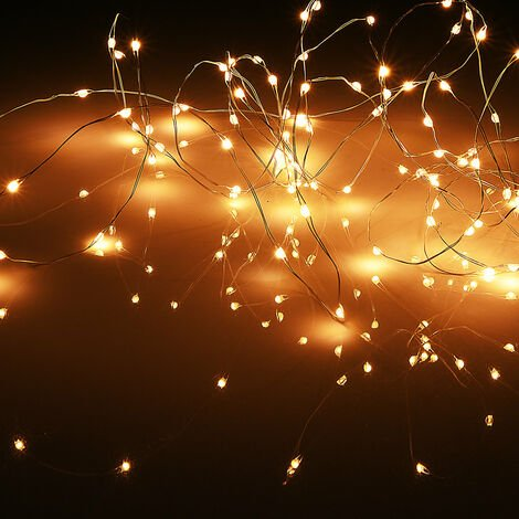 Fairy String Lights 20 / 80 / 100 or 200 LEDs
