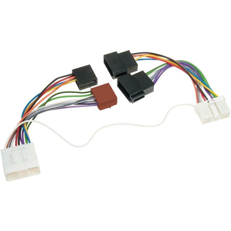 Faisceau adaptateur KML compatible avec Subaru - Cable MUTE
