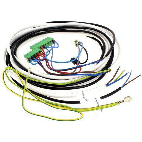Faisceau de cable de regulation 026214 pour Chauffe-eau Thermor, Chauffe-eau Atlantic