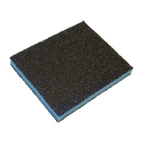 Faithfull FAIAHPCONTOR Contour Sanding Pads Assorted Grades 120 x 100 x 13mm (3)