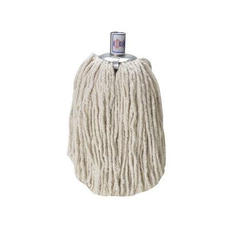 Faithfull FAIBRMOP16 Cotton Socket Mop Head No 16