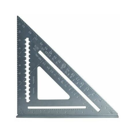 Faithfull FAICSQUICK12 Aluminium Roofing Square 300mm (12in)