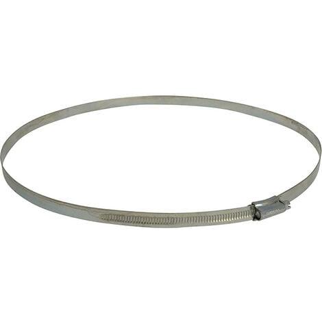 Faithfull FAIHC115B 11.5 Hose Clip - Zinc MSZP 260 - 292mm