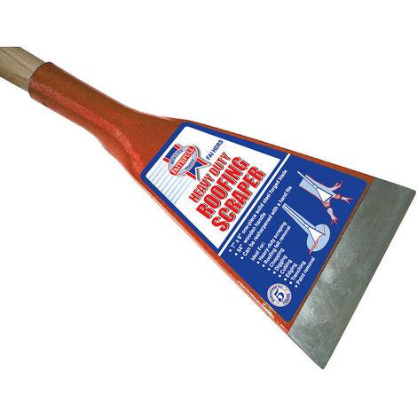 Faithfull FAIHDRS Roofing Scraper - Long Handled 1.4m (54 in)