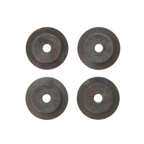 Faithfull FAIPCCRW Pipe Slicer Wheel Only (Pack of 4)