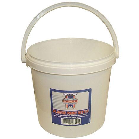 Faithfull FAIPKETTLE Paint Kettle Plastic 2.5 Litre