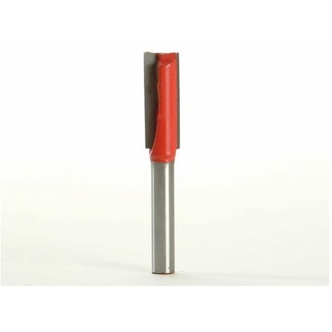 """main image of """"Faithfull FAIRB223 Router Bit TCT Two Flute 9.5mm x 25mm 1/4in Shank"""""""