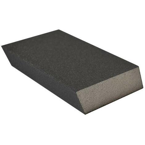Faithfull FAISBDWF Dual Angle Drywall Sanding Block Fine 120G