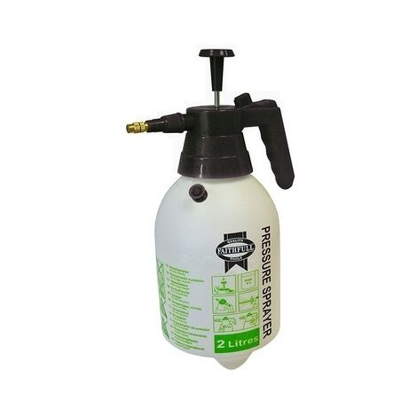 Faithfull FAISPRAY2 Pressure Sprayer Hand Held 2 Litre
