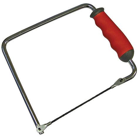 Faithfull FAITLRODSAW Tile Rod Saw Soft-Grip Handle 150mm