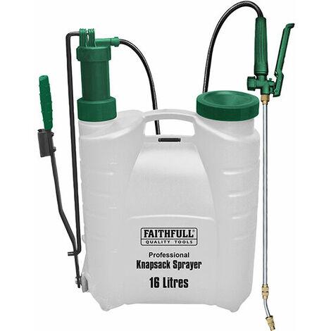 Faithfull GD160V Pro Sprayer with Viton Seals 16 Litre