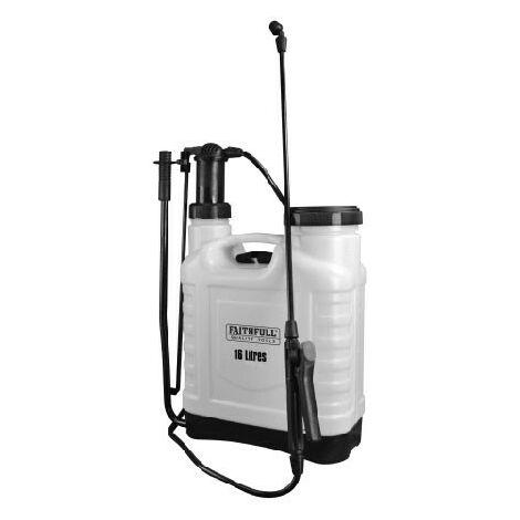 Faithfull Knapsack Pressure Sprayer 16 litre