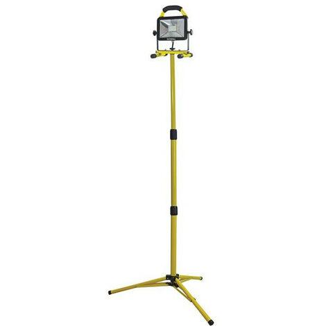 Faithfull Power Plus FPPSLLED20XL Site Light with Tripod 20W 1800 Lumen 110V