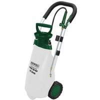 Faithfull Professional Trolley Sprayer with Viton® Seals 12L