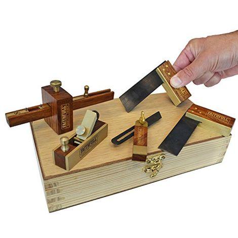 Faithfull Set of 5 Mini Tools