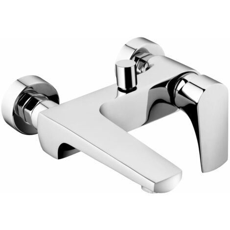 Fala Wall-Mounted Bath Tap Murcia Brass 75767