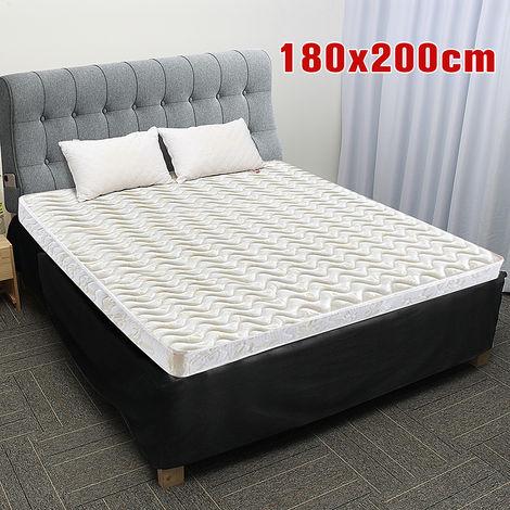 Falda de cama 180X200Cm Elastic Wallet Velvet D Hasaki