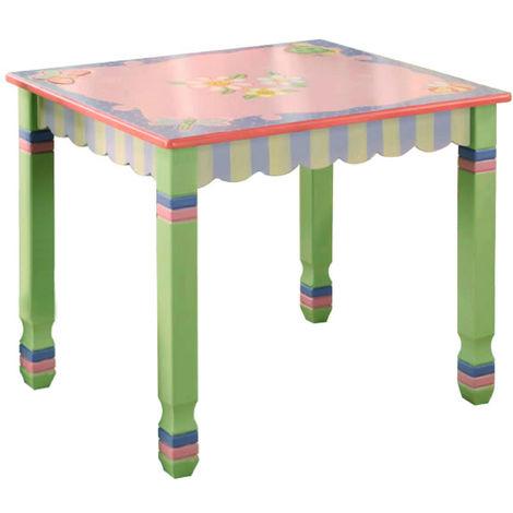 Fantasy Fields Children Girls Magic Garden Kids Wooden Table (no chairs)W-7484A1
