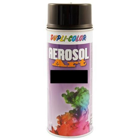 Farbspray / Buntlack Dupli Color Aerosol Art 400ml matt schwarz