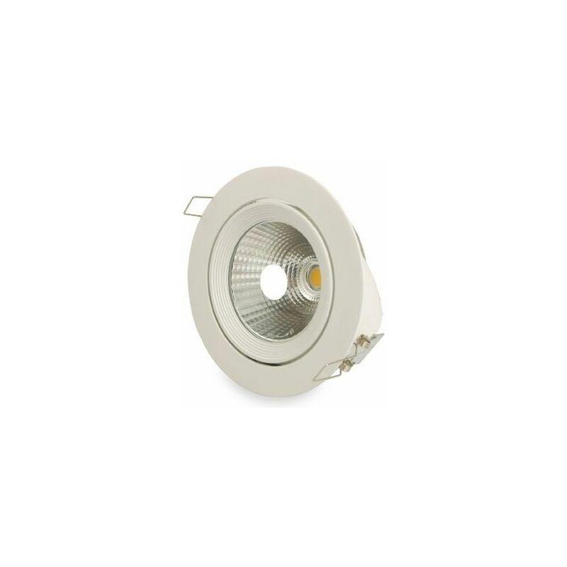 Faretto 30W Bianco Caldo 2200-2300 Lm Orientabile