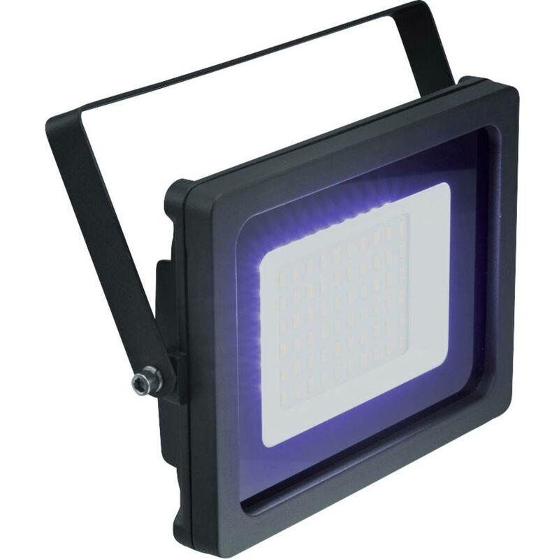 Faretto a LED per esterni FL-30 51914966 LED a montaggio fisso Potenza: 30 W Luce nera (UV) - Eurolite