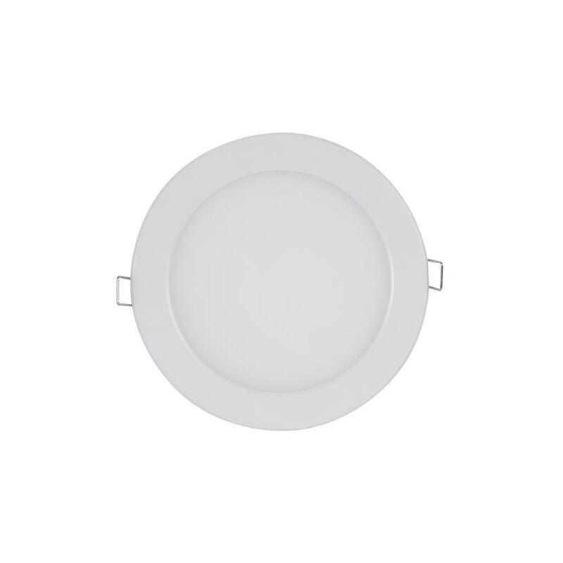 Pidema - Faretto LED 20 watt ad incasso, faro plafoniera a luce bianca calda per controsoffittature. Faretti a basso consumo energetico.