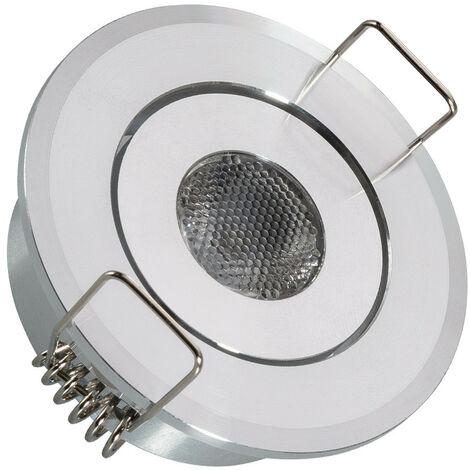 Faretto Downlight LED COB Orientabile Rotondo 1W